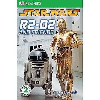 Star Wars: R2-D2 and Friends (DK Readers: Level 2)