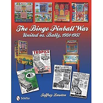 La guerre de flipper Bingo: United Vs Bally, 1951-1957