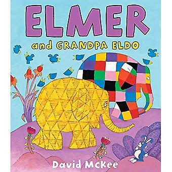 Elmer et grand-papa Eldo
