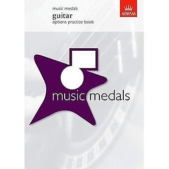 Musik medaljer Guitar muligheder praksis bog (ABRSM musik medaljer)