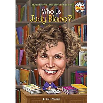 Chi è Judy Blume?