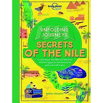 Dépliage voyages - Secrets of the Nile (Lonely Planet Kids)