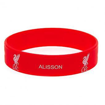 Liverpool Silicone Wristband Alisson