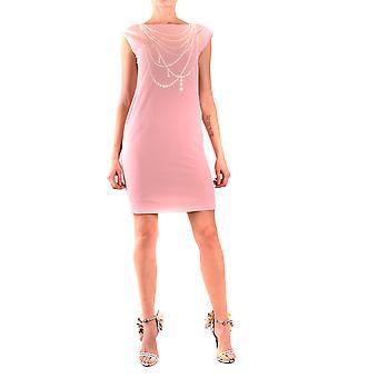 Moschino Pink Polyester klänning