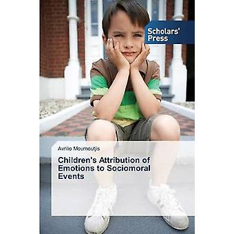 Childrens Attribution of Emotions to Sociomoral Events by Moumoutjis Avrilio