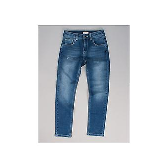 Pinko Madeleine Rip reparasjon Jeans