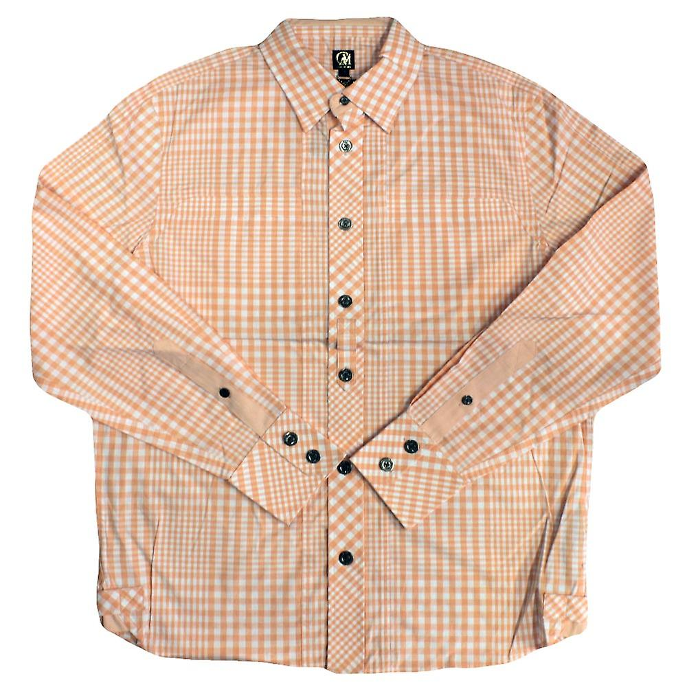 Cavi Walk in The Park L/S Shirt Peach Pearl