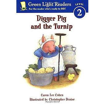 Digger Pig and the Turnip Book