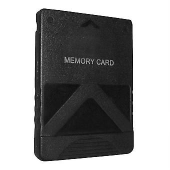 32mb memory card for sony ps2 & ps2 slim consoles [playstation 2] - black