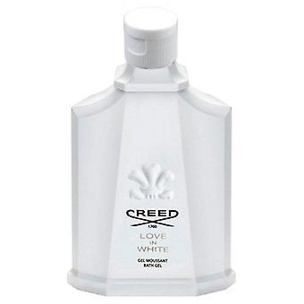 Creed Love In White Shower Gel 200ml