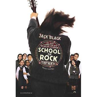 School Of Rock (Double Sided Advance) (2003) Original Cinema Poster