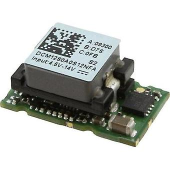 DC/DC converter (SMD) Delta Electronics 5 Vdc 12 A 60 W No. of outputs: 1 x