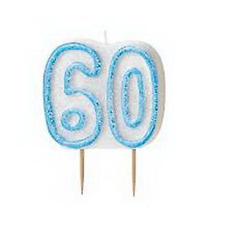 60: E FÖDELSEDAG BLÅ LJUS
