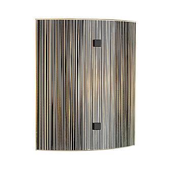 Dar Swirl SWL0722 Modern Wall Lights Single