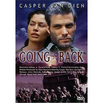 Going Back Movie Poster drucken (27 x 40)