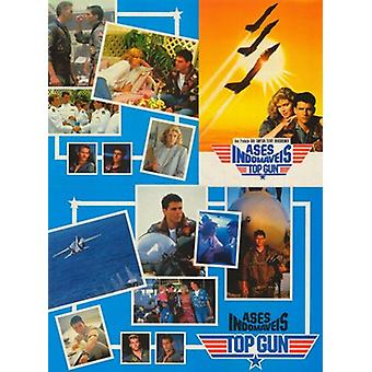 Affiche du film Top Gun (11 x 17)