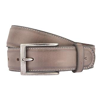 BRAX belts men's belts leather belt cowhide leather grey 2403