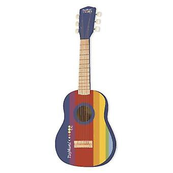 Reig Guitar Wood 53 Cm. (Toys , Educative And Creative , Music , Instruments)