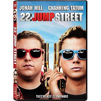 22 Jump Street [DVD] USA import