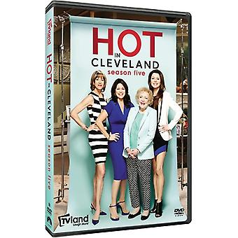 Hot in Cleveland: Season Five [DVD] USA import
