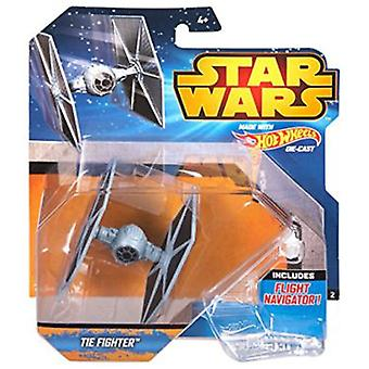 Hot Wheels Star Wars Tie Fighter skib