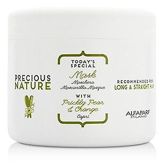 Alfaparf Precious Nature Today's Special Mask (For Long & Straight Hair) - 500ml/17.28oz