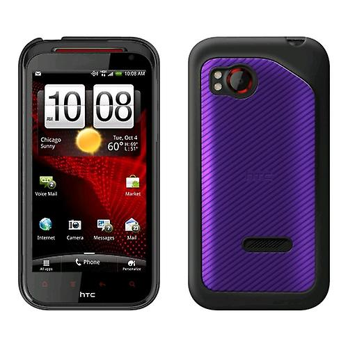 OEM HTC Hard Shell Case for HTC Rezound - Grape (70H00497-01M)
