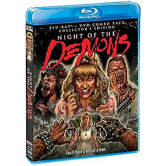 Night of the Demons: Collector's Edition [BLU-RAY] USA import
