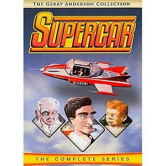 Supersportwagen: Die Komplettserie [DVD] USA importieren