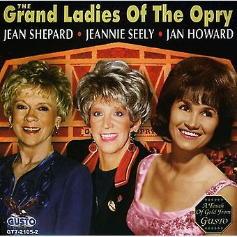 Grandes damas de Opry - Grand damas de la importación de los E.e.u.u. de Opry [CD]