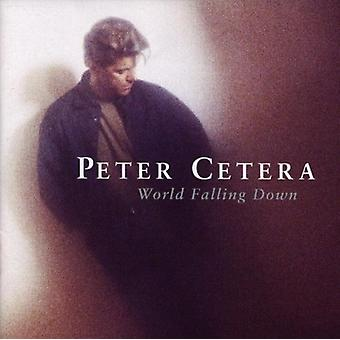 Peter Cetera - World Falling Down [CD] USA import