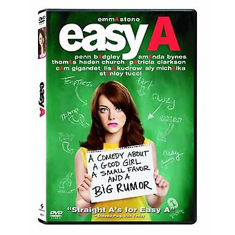 Easy a [DVD] USA import