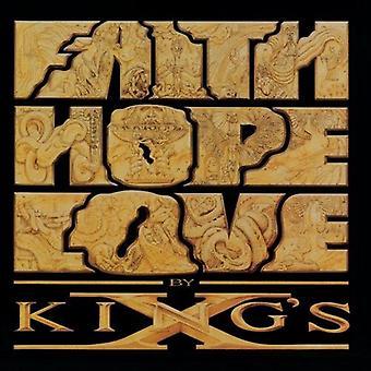 King's X - Faith Hope Love by King's X [CD] USA import