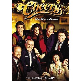 Cheers-Ssn 11 (Final) [DVD] USA import