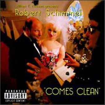 Robert Schimmel - Robert Schimmel kommer ren [CD] USA import