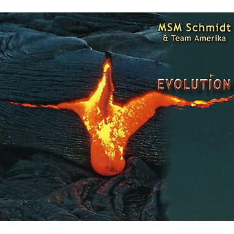 MSM Schmidt - Evolution [CD] USA import