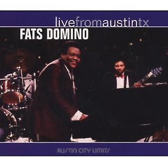 Fats Domino - Live From Austin Texas [CD] USA import