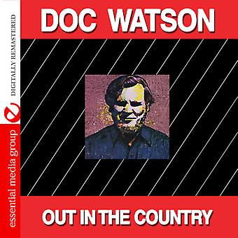 Doc Watson - ut i landet [DVD] USA import