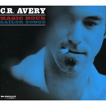 C.R. Avery - Magic Hour Sailor sange [CD] USA import