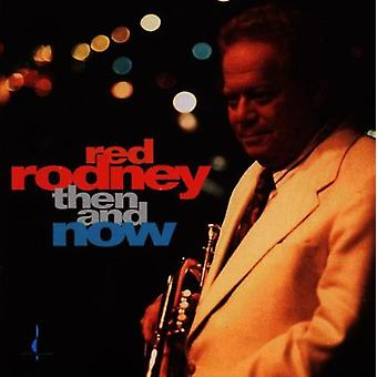 Red Rodney - Then & Now [CD] USA import