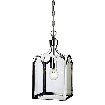 Firstlight Traditional American Polished Chrome Ceiling Lantern Light