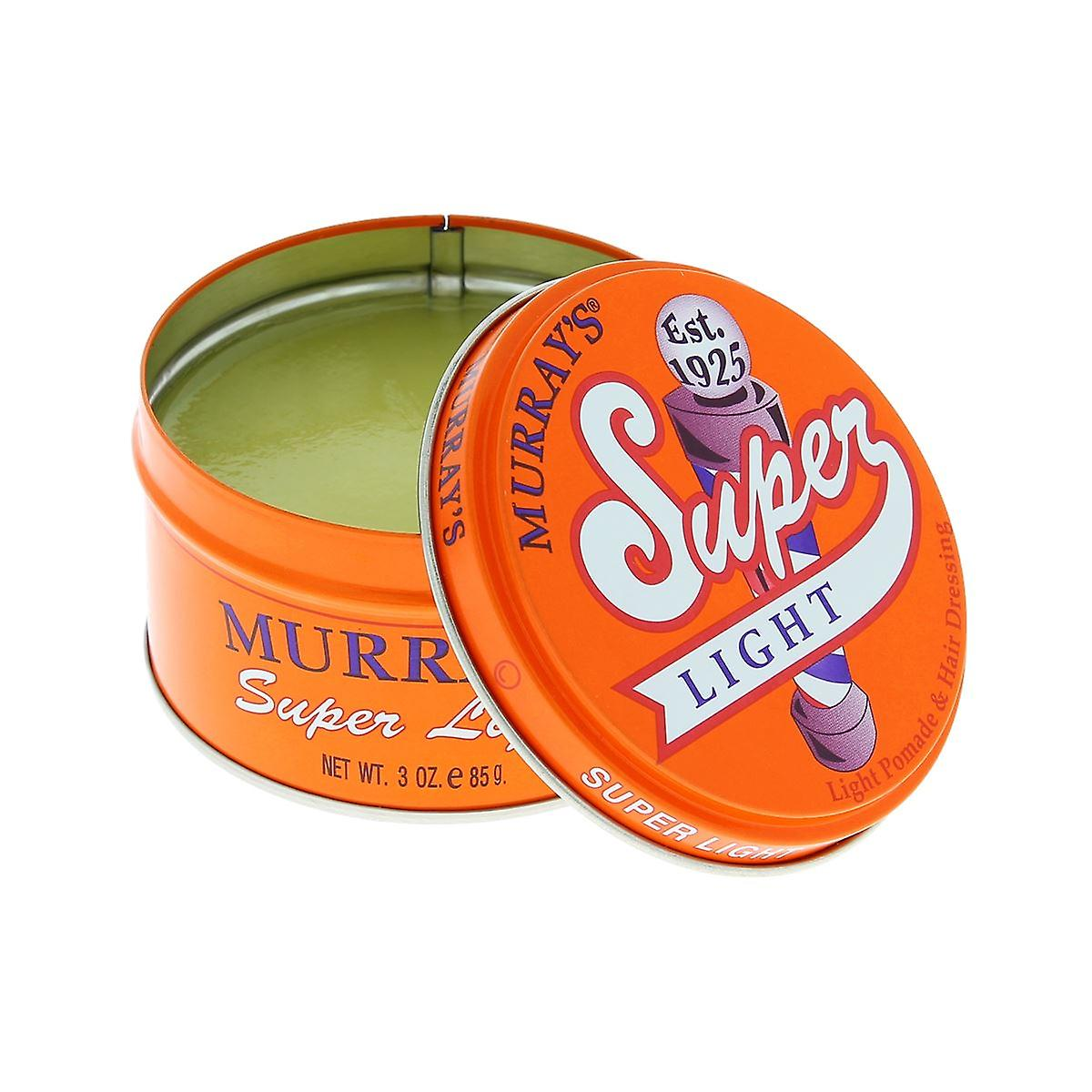 Murray's Super Light Hair Pomade 85g