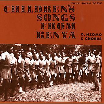 David Nzomi - barn sanger fra Kenya [DVD] USA import