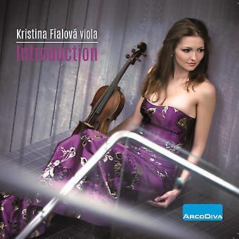 Bodorova / Fialova - Introduktion [CD] USA import
