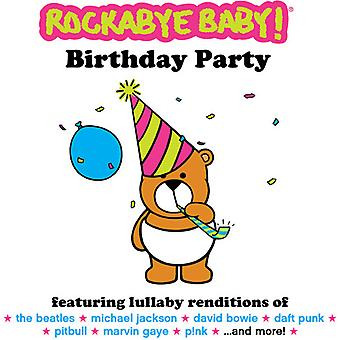 Rockabye Baby - Birthday Party [CD] USA import