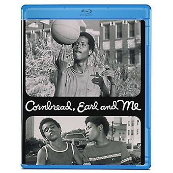 Hrabia Cornbread i mnie importu USA [Blu-ray]