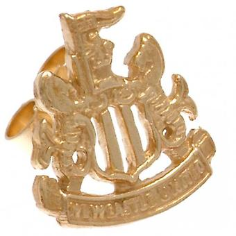 Newcastle United 9ct Gold Earring