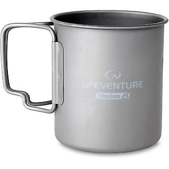 Lifeventure 450ml Titan Mug