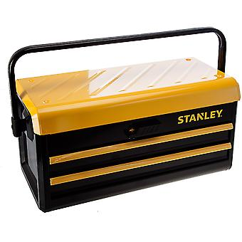 Stanley 1-75-510 Metal 2 Drawer Toolbox