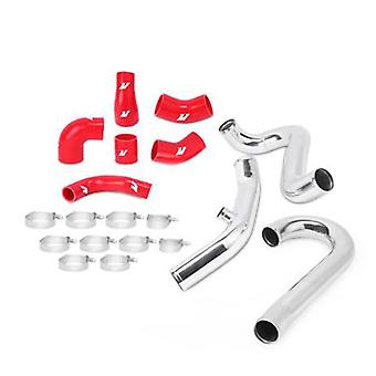 Mishimoto Intercooler Pipe Kit MMICP-WRX-15WRD Wrinkled Red Fits:SUBARU 2015 -